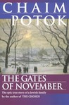 The Gates of November by Chaim Potok