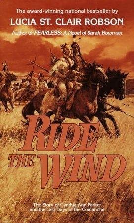 Ride the Wind by Lucia St. Clair Robson