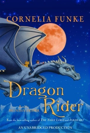 The Dragon Rider by Cornelia Funke