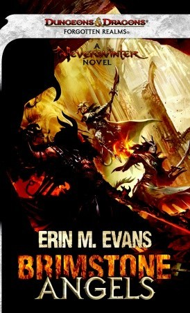 Brimstone Angels by Erin M. Evans