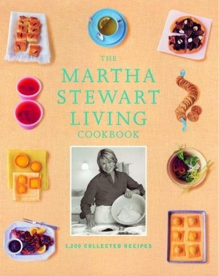 The Martha Stewart Living Cookbook by Martha Stewart