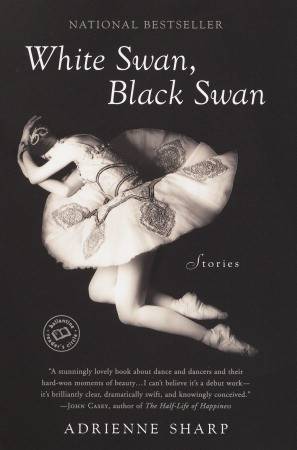 White Swan, Black Swan by Adrienne Sharp