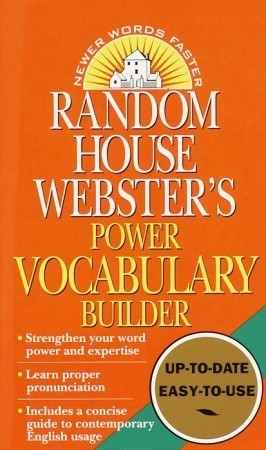 Random House Webster's Power Vocabulary Builder by Random House Value Publishing