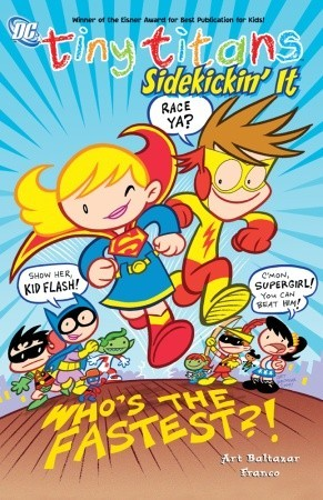 Tiny Titans, Vol. 3 by Art Baltazar