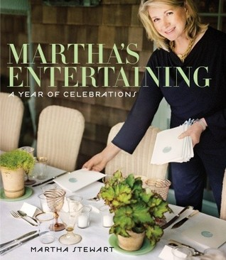 Buy Martha's Entertaining