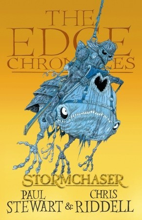 Stormchaser, Edge Chronicles Book 2 by Paul Stewart