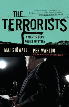 The Terrorists by Maj Sjöwall