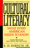 Cultural Literacy by E.D. Hirsch Jr.