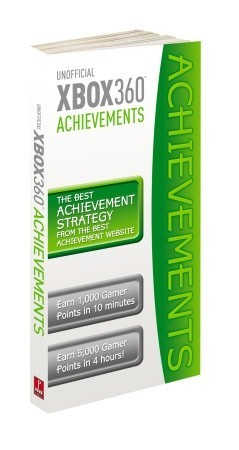 Xbox360 Achievement Guide: Prima Official Game Guide