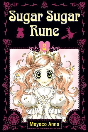 Sugar Sugar Rune, Volume 8 by Moyoco Anno