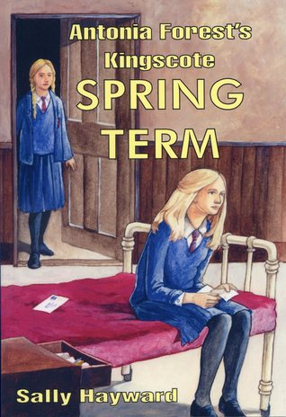 Spring Term (The Marlows, #11)