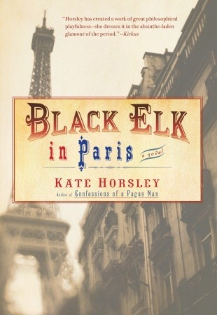 Black Elk in Paris by Kate Horsley
