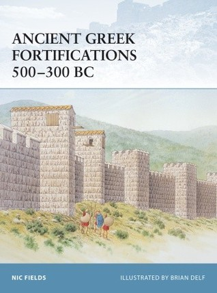 Ancient Greek Fortifications 500-300 BC (Fortress #40)