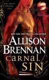 Carnal Sin (Seven Deadly Sins, #2)