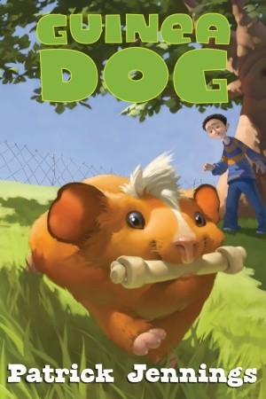 Guinea Dog, by Patrick Jennings