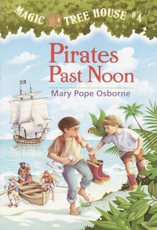 Pirates Past Noon by Mary Pope Osborne