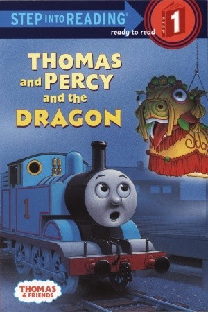 Thomas and Percy and the Dragon by Britt Allcroft