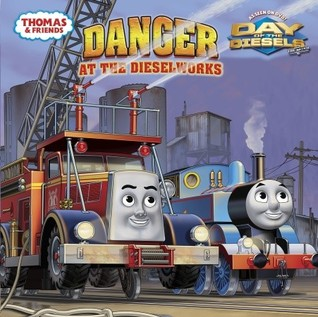 Danger at the Dieselworks (Thomas & Friends)