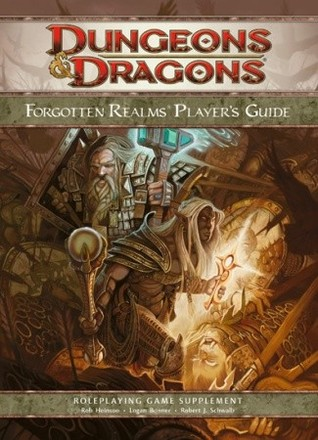 Forgotten Realms Player's Guide by Wizards RPG Team