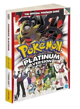 Pokémon Platinum Version - The Official Pokémon Guide by Lawrence Neves