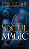 Sinful Magic (Wing Slayer Hunters, #4)