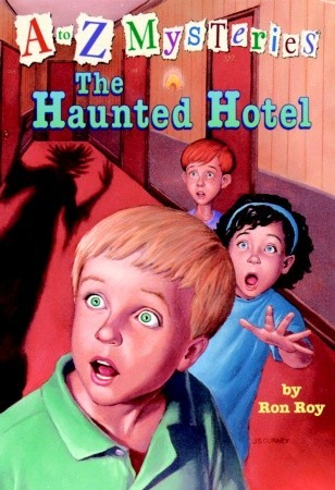 The Haunted Hotel (A Stepping Stone Book(TM))