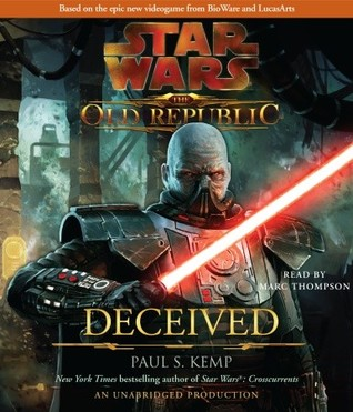 Deceived by Paul S. Kemp