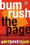Bum Rush the Page by Tony Medina
