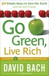 Go Green, Live Rich by David Bach