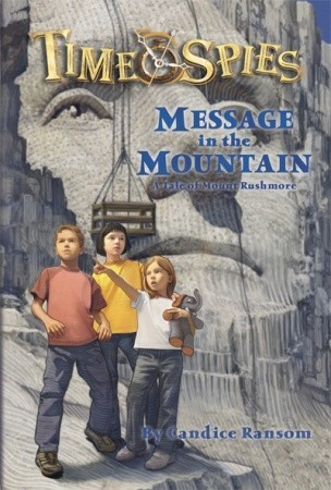 Message in the Mountain (Time Spies)