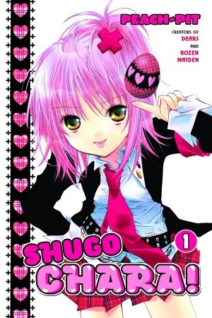Shugo Chara!, Vol. 1 by Peach-Pit