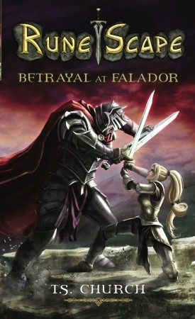 Free download RuneScape: Betrayal at Falador (Runescape #1) by T.S. Church PDF