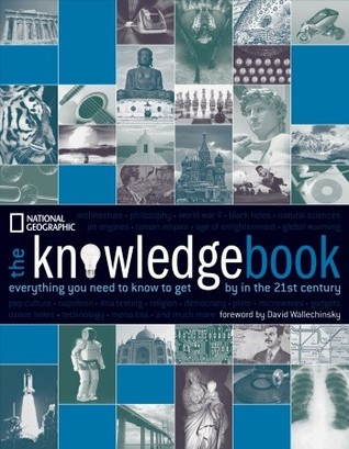 The Knowledge Book by National Geographic Society