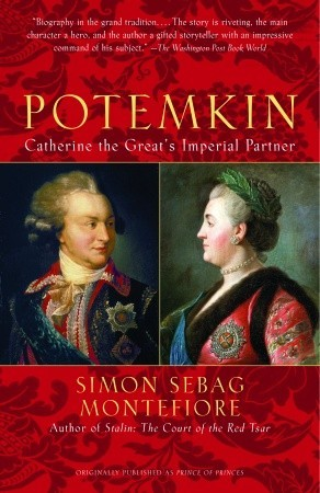 Download free Potemkin: Catherine the Great's Imperial Partner iBook by Simon Sebag Montefiore