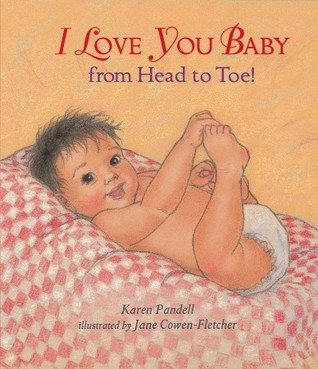 I Love You, Baby, from Head to Toe!