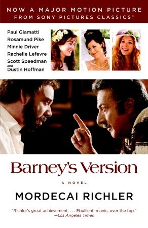 Barney's Version (Movie Tie-in Edition)
