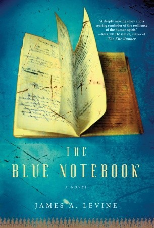 The Blue Notebook by James Levine