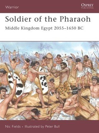 Soldier of the Pharaoh by Nic Fields