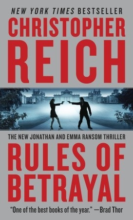 Rules of Betrayal (Jonathon Ransom #3)