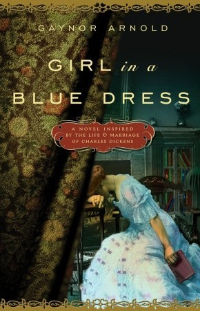 Girl in a Blue Dress by Gaynor Arnold