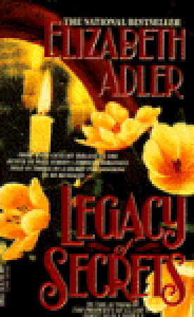 Legacy of Secrets by Elizabeth Adler