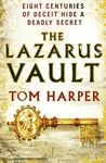 The Lazarus Vault by Tom Harper