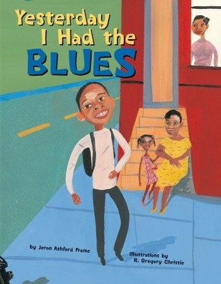 Download Yesterday I Had the Blues PDF by Jeron Ashford Frame