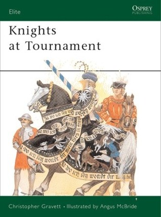 Knights at Tournament by Christopher Gravett