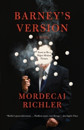 Barney's Version by Mordecai Richler