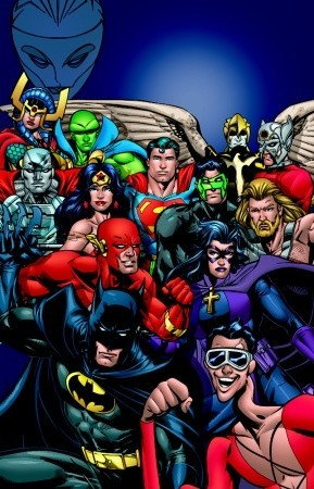 JLA The Deluxe Edition Vol. 2 by Grant Morrison