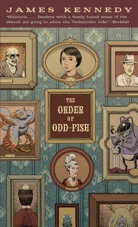 The Order of Odd-Fish