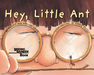 Hey, Little Ant by Phillip M. Hoose
