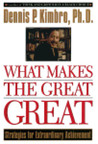 What Makes the Great Great
