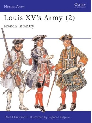 Louis XVs Army 2: French Infantry Men-at-Arms 302